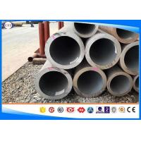 Wholesale 4340 / 40NiCrMo6 / 40CrNiMoA Alloy Steel Pipe , Machinery Seamless Steel Pipe  from china suppliers