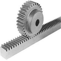 Wholesale M1*15*15*1500mm Metal Spur Gear Cars Or Other Wheeled Steered Vehicles from china suppliers
