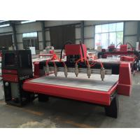 Wholesale Multi heads woodworking cnc router machine for solid wooden door  KC1325-6 from china suppliers