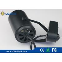 Wholesale Black Body COB LED Track Lights 20 Watt  CRI > 80 Adjustable Angle from china suppliers