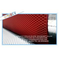 Wholesale PVC Chain Mat Production Line / Manufacturing Machinery Factory from china suppliers