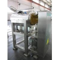Wholesale 304 / 316 Stainless Steel Fruit Juice Plant Fruit Pulper Machine from china suppliers