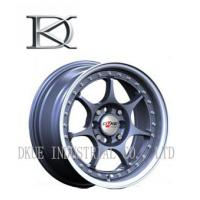 Wholesale Lightweight Deep Dish Staggered Wheels Aluminum Car Rims Monoblock from china suppliers