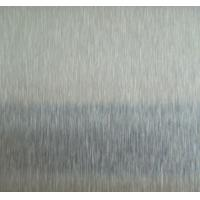 Wholesale No.4 Short Ti-coating Colored Satin Finish Stainless Steel Sheet For Wall Decoration Plate from china suppliers