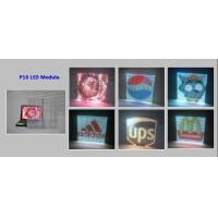 Store / Jewelry Exhibition Hall P10 LED Screen for Transparent Video Advertising