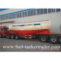 Wholesale 40T Dry Bulk Tanker / Bulk Cement Trailer Used For Vietnam Market from china suppliers