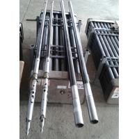 Wholesale PQ HQ NQ Triplex Core Barrel Wireline Drill Rods With High Grade Steel Material from china suppliers