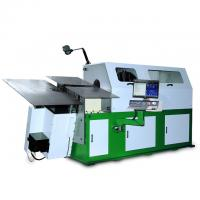 Buy cheap 2018 Hot Sale High Quality 3D Cnc Steel Wire Bending Machine from China from wholesalers