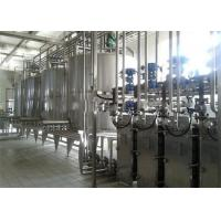 Wholesale Small Scale Automatic Orange Juice Concentrate Machine Fruit Juice Production Line from china suppliers