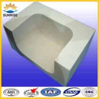 Wholesale 2015Hot Sale Fused Cast AZS Refractory Brick from china suppliers