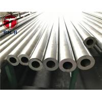 Wholesale Round Seamless DOM Steel Tube BS 6323-4 CFS 3 / CFS 3A / CFS 4 from china suppliers
