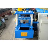 Wholesale Galvanised / Carbon Steel C Purlin Roll Forming Machine for Steel C Shaped Purlin from china suppliers