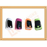Wholesale Light Weight Finger Tip Pulse Oximeter For Noninvasive Spot Check from china suppliers