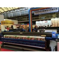Wholesale A - Starjet 2 Pcs Wide Format Solvent Printer , Large Format Inkjet Printer 220V from china suppliers