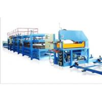 Wholesale 45000 X 3000 X 2800 mm Sandwich Panel Roll Forming Machine For EPS / Rockwool from china suppliers
