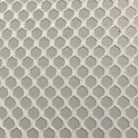 Wholesale Hexagonal mesh cloth 100% polyester material from china suppliers