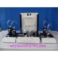 Wholesale Practical and simple plexiglass watch display rack, acrylic watch display stand from china suppliers