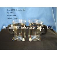 Wholesale glass shot glass with handle for wholesale from china suppliers