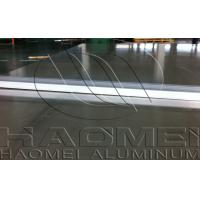 Buy cheap Aluminum hot rolled plate 5052 from wholesalers