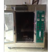 Buy cheap Needle Flame Testing Chamber omply with IEC60695-11-5 , IEC 60335-1 from wholesalers