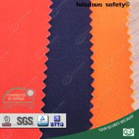 Yulong supply 310gsm cotton and polyester fabric for safety coverall