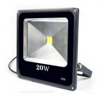 Wholesale 20W IP65 RGB LED Flood Light Cree / Bridgelux Chip 2700 - 6500K External Flood Lights from china suppliers