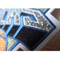 Wholesale Hotfix Custom Embroidered Patches Rhinestone Motif Iron On Transfer For Hoodies from china suppliers