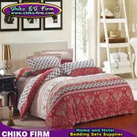 Wholesale CKKB001-CKKB005 32S Colorful 100% Cotton Brushed Soft Bedding Sets from china suppliers