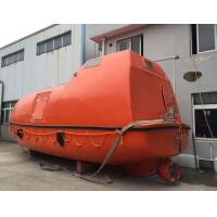 Buy cheap Life boat with free fall davit&winch ABS/CCS/BV approved from wholesalers