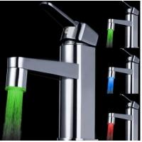 Wholesale bathroom led faucet lighting from china suppliers