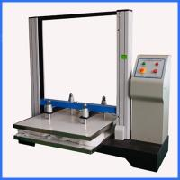 Wholesale Computer Servo Carton Compression Tester , Corrugated Box Compressive Strength Tester from china suppliers