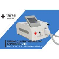 Wholesale Pain Free Salon Laser Hair Removing Machine 8.0 HD Touch Screen from china suppliers
