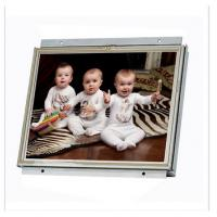 Wholesale High Resolution 15 Inch Open Frame LCD Monitor Digital Signage For Lobby / Bank from china suppliers