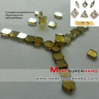 Wholesale monocrystalline diamond plate for cutting tools  Cocoa@moresuperhard.com from china suppliers