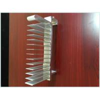Wholesale 6063 T5/T6 Extruded Aluminum Profiles Heatsink For Water Cooler / Electronic Radiator from china suppliers