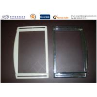 Wholesale Custom Insert Molding ABS Panel + Stainless Steel Screw Inserts from china suppliers