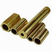 Wholesale Brass Tubes for Radiator, Thickness of 0.5 to 3.5mm, Length from 1 to 14m from china suppliers