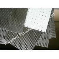 Wholesale Custom stainless steel decorative punching plate isolation punching screen net indoor noise punching network from china suppliers