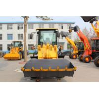 Wholesale 2.5 ton articulated mini wheel loader  with good quality torque converter from china suppliers