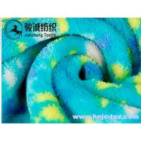 Wholesale Double sides unfade printing coral fleece fabric for blanket fabric and apparel from china suppliers