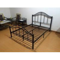 Wholesale Modern Full Size Metal Beds / Metal night bed for supermarket ,  insurance companies from china suppliers