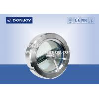 Wholesale union sight glass Stainless Steel Sanitary Fittings union filter from china suppliers