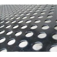Buy cheap Round Perforated from wholesalers