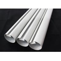 Wholesale Aluminum Round Tube Kitchen Ceiling Tiles Suspended Metal , 75mm Dia from china suppliers