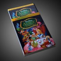 Quality Alice in Wonderland disney dvd supplier for sale