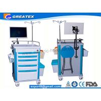 Wholesale Medical Trolley Wireless Nursing Trolley Computer Trolley With five Draws (QNT-7201) from china suppliers