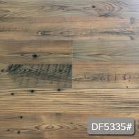 Buy cheap V-Groove Laminate Flooring DF5335# 8mm with CE from wholesalers