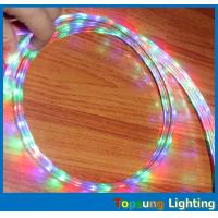 Wholesale whole sale 220V 50 meter RGB spool chasing  led strip 5050 SMD trade 60LED/m from china suppliers