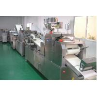 Wholesale Automatic Oiled Brush Croissant Making Machines PLC System for Bread from china suppliers