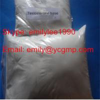 CAS 58-22-0 Anabolic Testosterone Steroid Hormone Raws Source TEST Base Oil